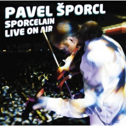 SPORCELAIN LIVE ON AIR CD +...